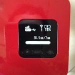 WiMAX2+の制限(3日3G)後の速度は遅い?どんな感じ?